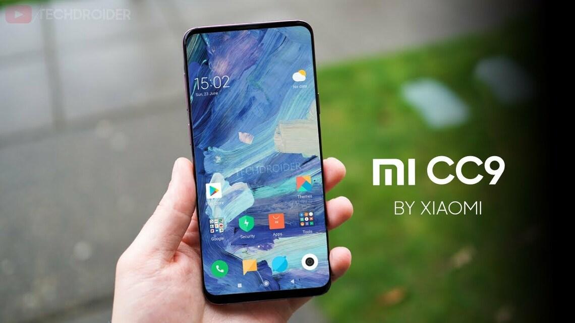 Смартфоны нового семейства Xiaomi Mi CC появятся в продаже в начале июля